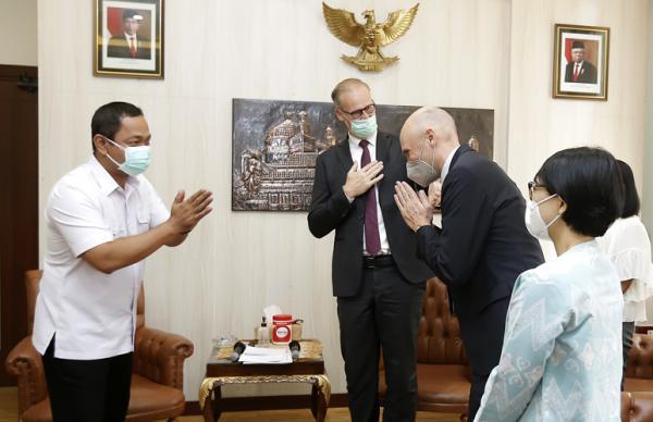 Dubes Denmark Tawarkan Sejumlah Kerja Sama ke Wali Kota Semarang, Apa Saja?