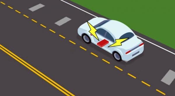 Kota Ini Akan Bangun Jalan Bisa Charging Mobil Listrik Otomatis