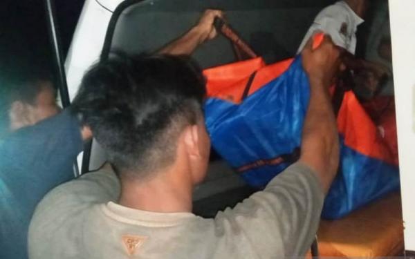 Pekerja yang Tenggelam di Pantai Wisata Desa Suak Puntong Dievakuasi