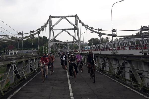 Dilengkapi Monumen dan Museum Perjuangan, Jembatan Bantar Jadi Destinasi Sejarah