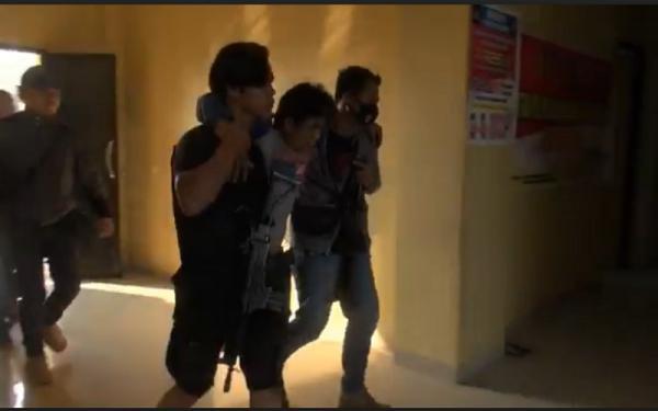 Pencuri Hewan Ternak di Empat Lawang Ditembak Polisi