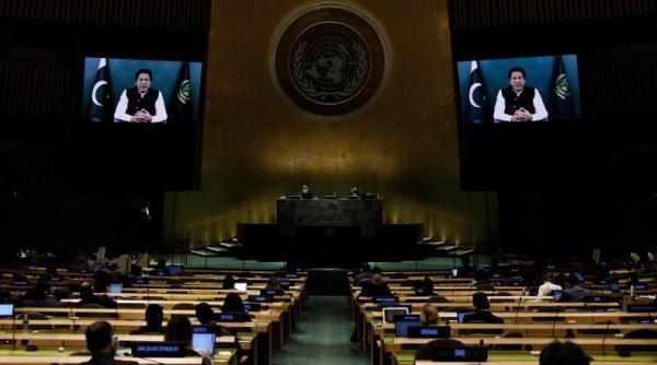 Sidang Umum PBB Panas, PM Pakistan Tuduh Narendra Modi Ingin Lenyapkan Muslim dari India
