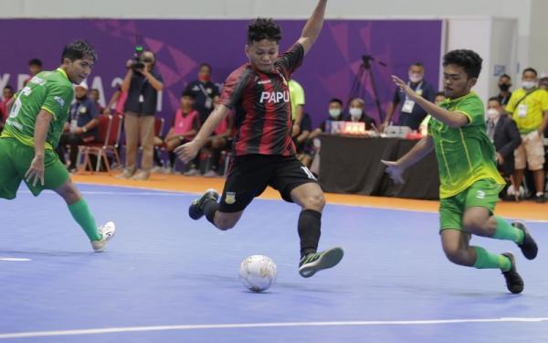 Cabor Futsal PON XX Papua Ramai Penonton, Ini Kata Satgas Covid