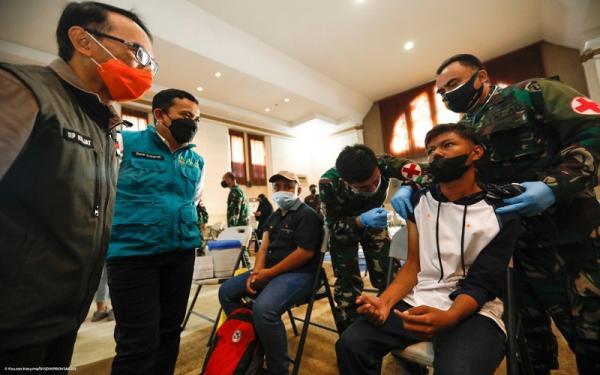 5 Daerah di Jabar Diprediksi Capai Herd Immunity pada 11 Desember 2021