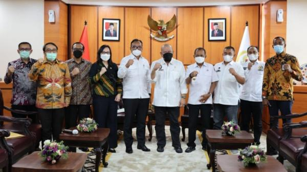 Ketua DPD La Nyalla Dorong Pemkot Surabaya Percepat Sertifikasi Aset