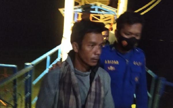 Kapal Nelayan Ditabrak Tugboat Penarik Tongkang di Selat Bangka, 1 Orang Hilang