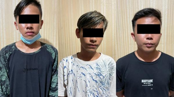 Polisi Ringkus 3 Pelaku Penganiayaan di Tanjung Batu Manado
