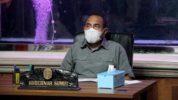 Pemerintah Buka Pintu Kedatangan Internasional Bandara Kualanamu Bulan Ini