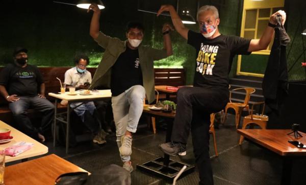 Soal Dugaan Rasisme Natalius Pigai, Ganjar: Saya Udah Ngomong Rapopo