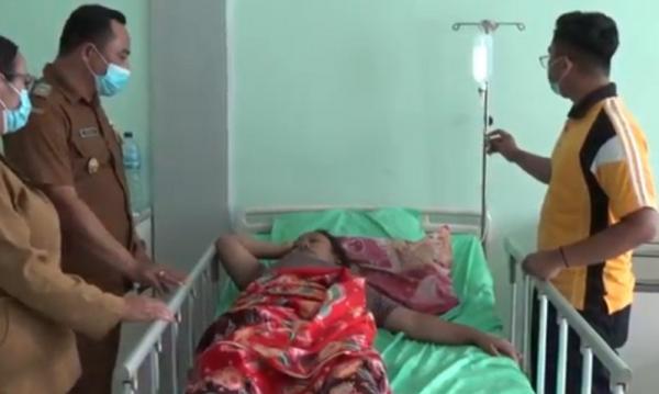 Diduga Keracunan Soto Ayam, 25 Warga Jombang Dilarikan ke Puskesmas