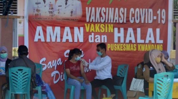 Dinkes Gorontalo Utara Mulai Gunakan Vaksin Moderna untuk Masyarakat, Stok Tersedia 8.000 Dosis