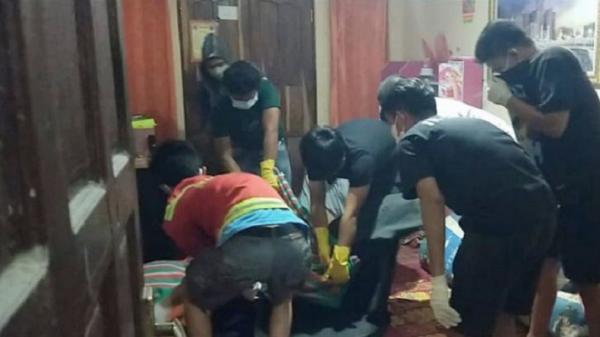 Barabai Gempar, Guru Olahraga Ditemukan Tewas dalam Ruang Tamu Rumah