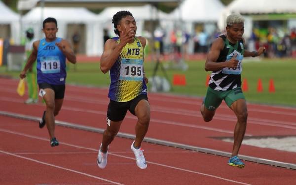 Tercepat di Nomor 200 Meter, Muhammad Zohri Sabet Emas Kedua di PON XX Papua 2021