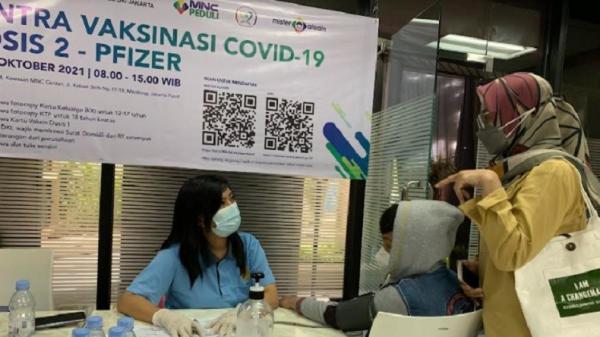 7 Tempat Vaksinasi di Sulawesi Selatan