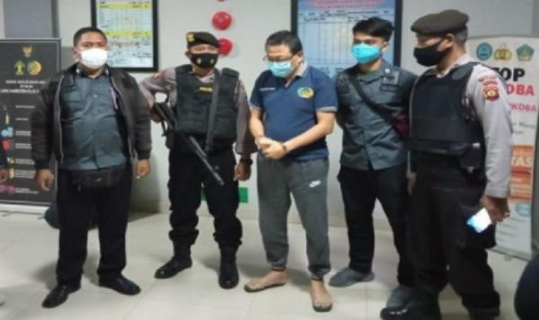 Bandar Narkoba Terpidana 15 Tahun Penjara di Bali Dipindah ke Lapas Nusakambangan
