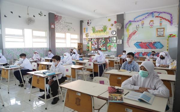 Wow, Ada Kelas Khusus Pelajar dengan IQ Tinggi di Surabaya