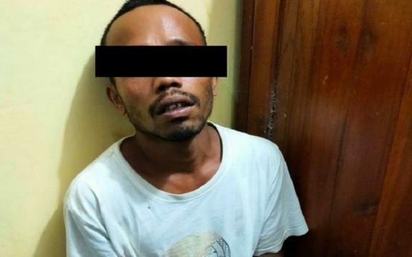 Mengerikan, Pria Ini Bunuh Teman Sekampung Pakai Parang