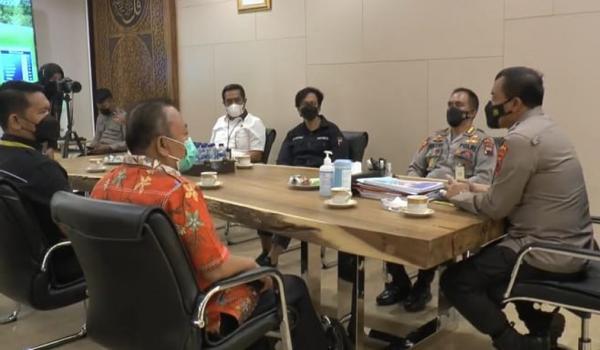 Kapolda Jateng Apresiasi Sinergi iNews MNC Media Group dengan Kepolisian