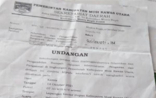 Kisah Guru Malu dan Trauma Gagal Dilantik karena Dobel NIK di Muratara
