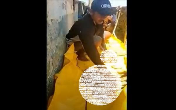 Tenggelam 9 Bulan, Jasad Penumpang Kapal TB Mitra Jaya XIX Tinggal Tulang