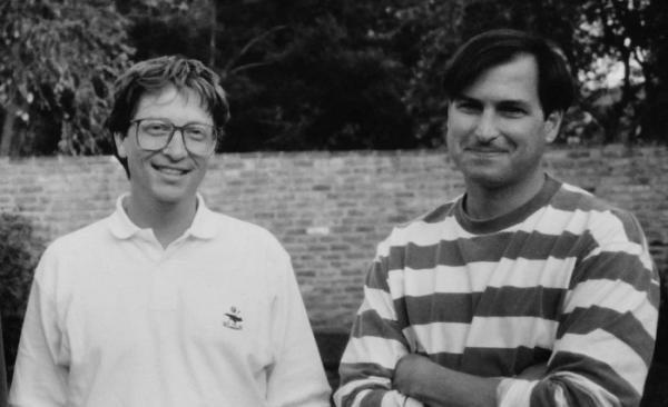 Persaingan Bisnis Tak Runtuhkan Persahabatan, Bill Gates Selamatkan Apple dari Kebangkrutan pada 1997 karena Steve Jobs