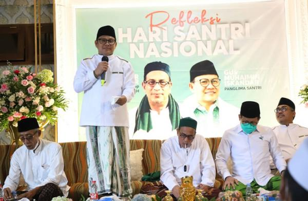 Panglima Santri: Pesantren Harus Jadi Kekuatan Ekonomi Baru di Indonesia
