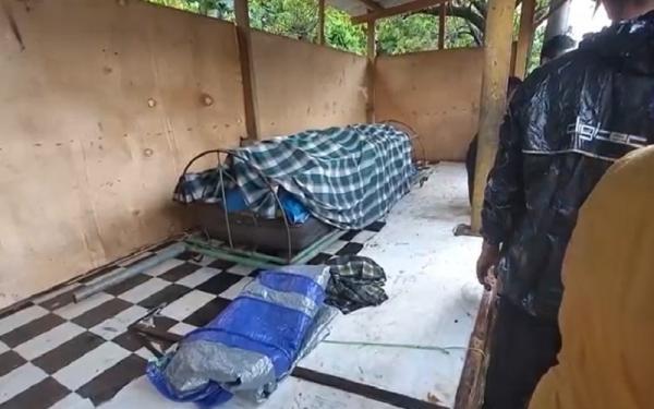 Mayat Pria Tanpa Identitas di Pos Ronda Gegerkan Warga Makassar