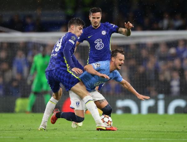 Drama 2 Penalti, Chelsea Pesta Gol ke Gawang Malmo
