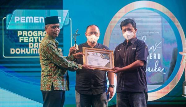 Tiga Program Ramadan MNC Group Raih Penghargaan Anugerah Syiar Ramadan 2021