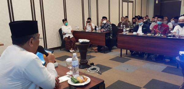 Gus Yahya Ajak Pengurus dan Kader NU Bersiap Masuki Pembaruan Jamiyah