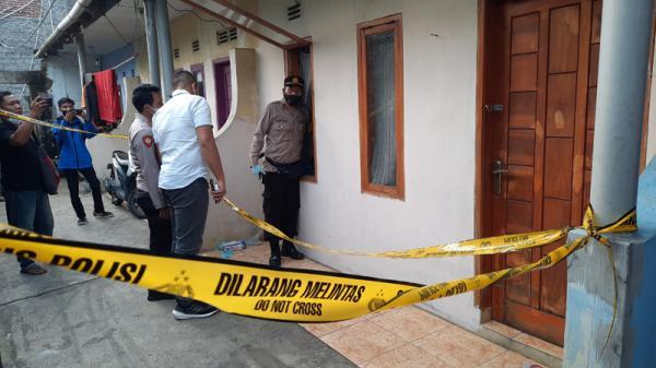 Tasikmalaya Gempar, Janda Muda Ditemukan Tewas Bersimbah Darah dengan Teman Pria di Kamar Kos