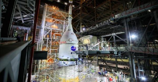 NASA Bakal Kirim Misi Tak Berawak Artemis ke Bulan pada Februari 2022