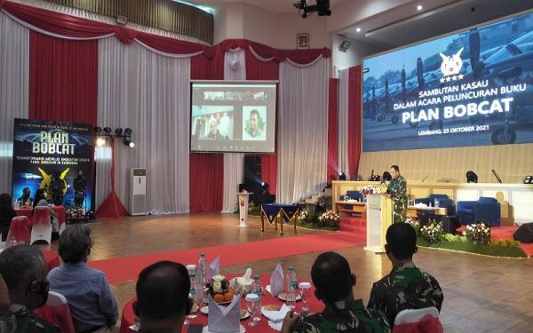 Luncurkan Plan Bobcat, KSAU Marsekal TNI Fadjar Presetyo Ingin TNI AU Disegani
