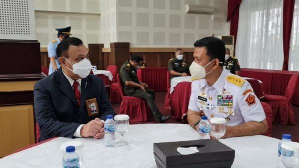 Buka Diklat Pegawai di Unhan, Ketua KPK: Ini Jadi Hari Besar Mengabdi Setia untuk Negara