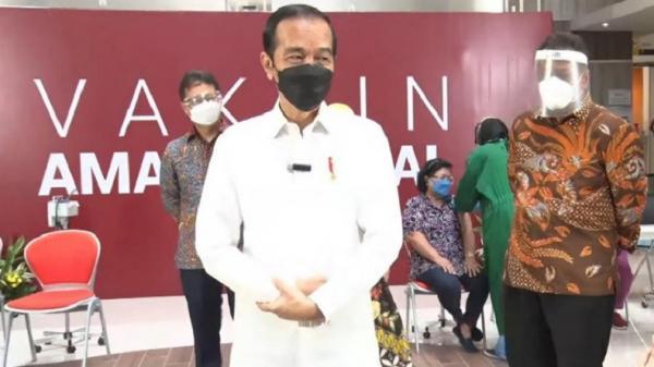 Kasus Covid-19 Meningkat, Presiden Jokowi Minta PPKM Lebih Disiplin