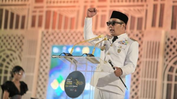 Ridwan Kamil Imbau Perusahaan di Jabar Bayar THR 100 Persen Tanpa Dicicil