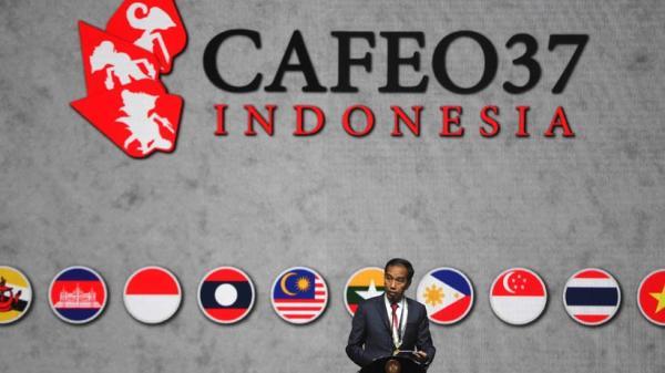 Presiden Jokowi Buka Konferensi Organisasi Insinyur se-ASEAN