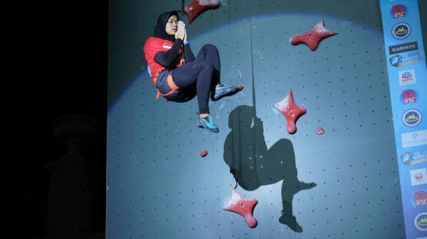 Eiger Kerja Sama Dengan Fpti Jatim Sediakan Alat Latihan Panjat Tebing