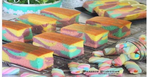 Unicorn Ogura Cake Bolunya Lembut Dan Bikin Ketagihan