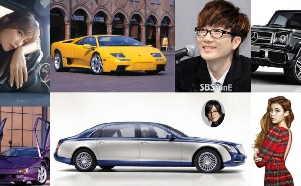 8 Mobil Koleksi Artis Korea Paling Mahal Bukan Punya Siwon Atau Iu