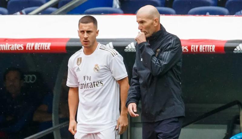 Eden Hazard Ingin Tiru Gol Zinedine Zidane di Liga Champions- RCTI+