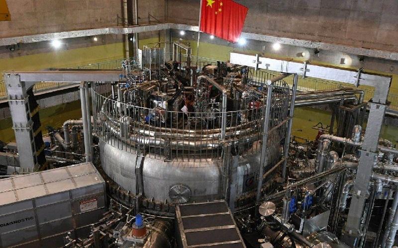 Wow! China Aktifkan Reaktor Nuklir yang Panasnya 10 Kali Lipat Inti Matahari