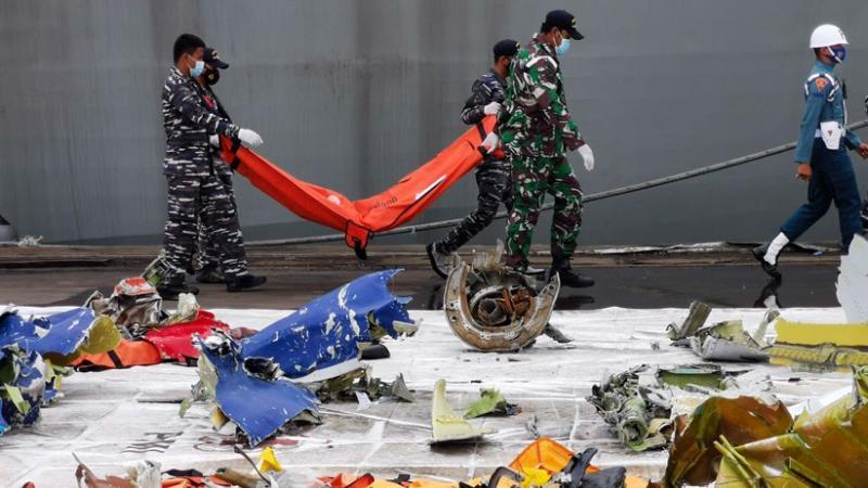 Tambah 4 Jenazah, Korban Sriwijaya Air SJ 182 Teridentifikasi Jadi 53 Orang