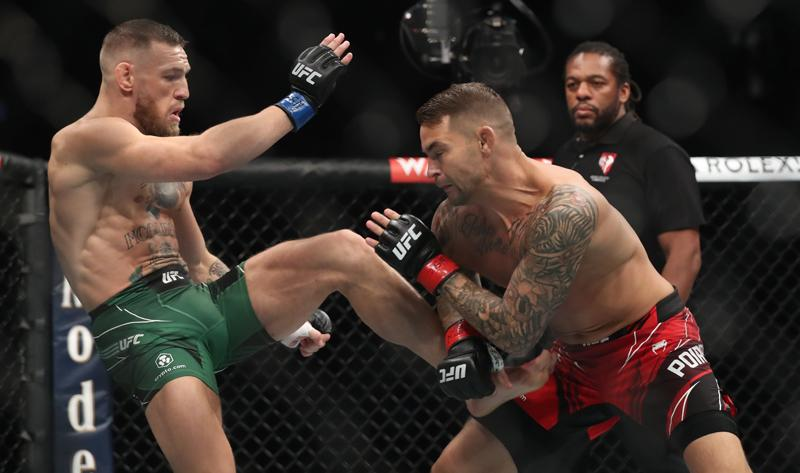 Diserang McGregor di Twitter, Dustin Poirier: Dia Stres