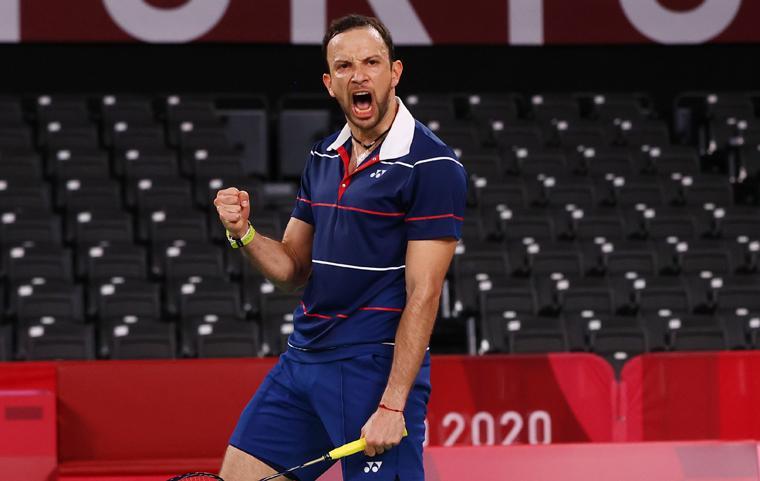 Kevin Cordon Kini Jadi Bintang Iklan usai Tampil Mengejutkan di Olimpiade Tokyo 2020