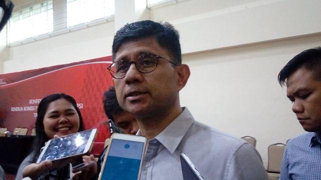 Eks Pengawal Diduga Terima Rp300.000 dari Idrus Marham, KPK: untuk Beli Kopi