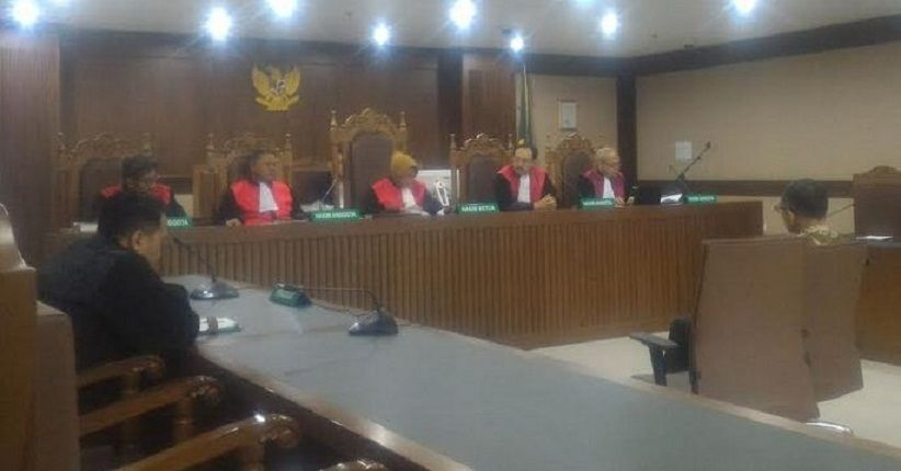 Permohonan JC Ditolak, Eks Kabiro Bakamla Divonis 4 Tahun Penjara