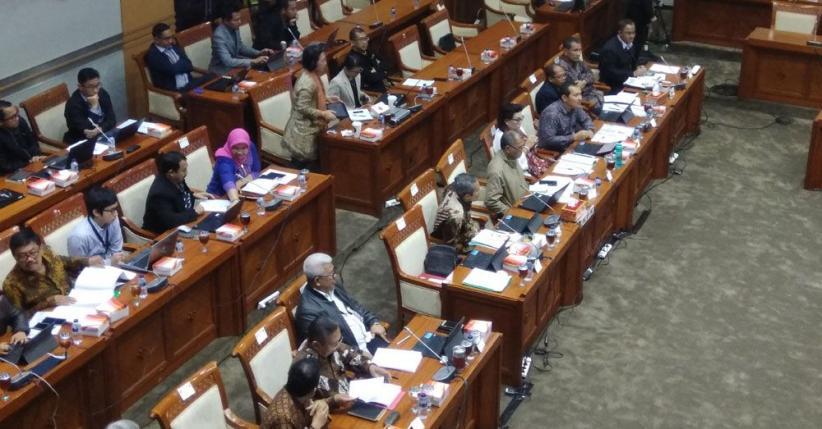 Rekomendasi Hak Angket Dibacakan Besok, DPR Minta KPK Hadir
