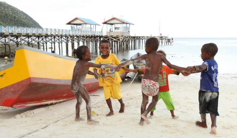 BPS: 87,12% Desa di Papua Masih Kategori Tertinggal