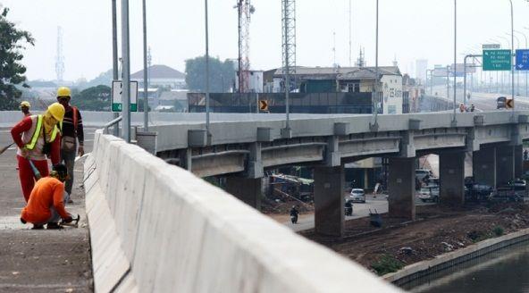 Sabtu, Jembatan 6 Jalan KH Noer Alie Kalimalang Ditutup Selama 3 Bulan